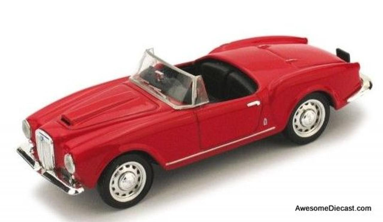 Brumm 1:43 1955 Lancia B24 Spider, Red
