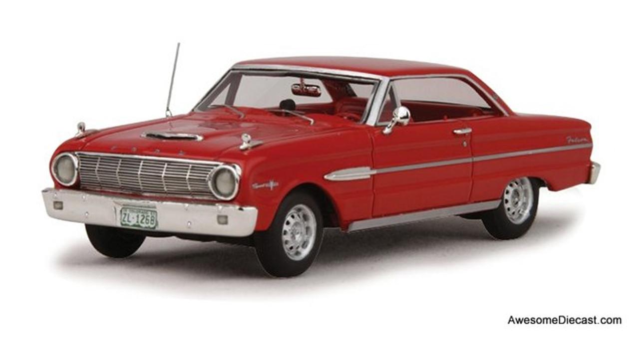 Goldvarg Collection 1:43 1963 Ford Falcon Sprint, Rangoon Red
