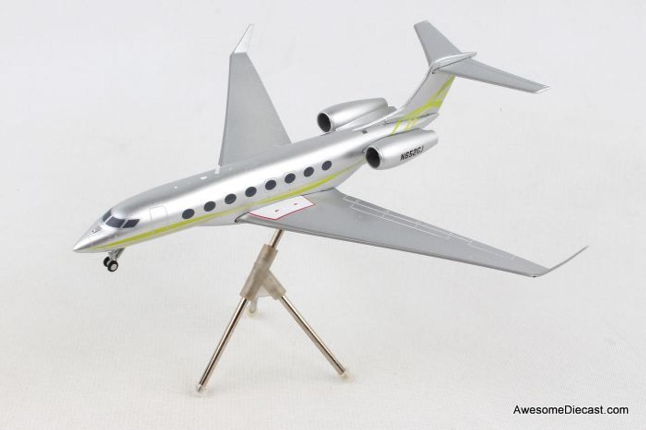 Gemini 1:200 Gulfstream 650 Private Jet