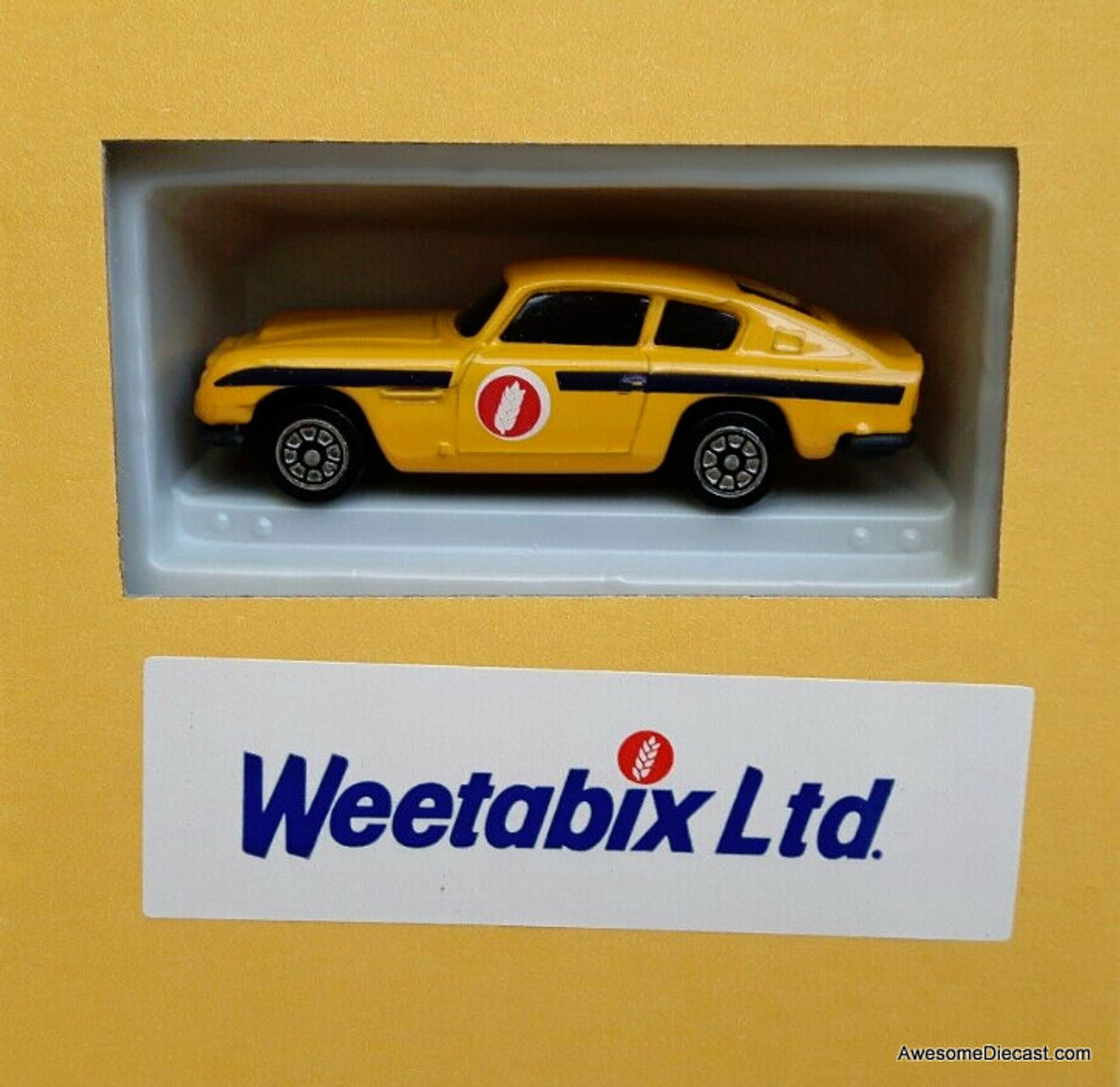 Corgi Special Edition 3 Vehicle Set 'WeetaBix'