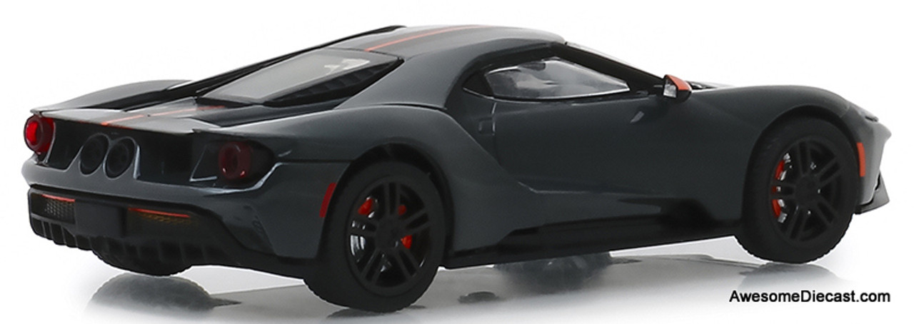 Greenlight 1:43 2019 Ford GT Carbon Series