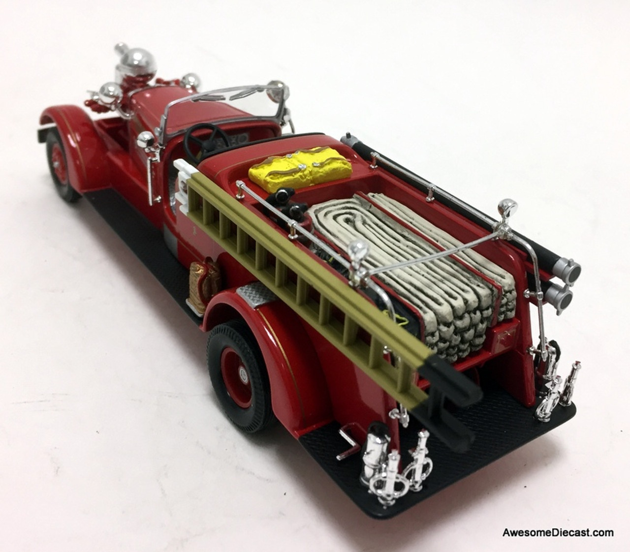Corgi 1:50 Aherns Fox HT Piston Pumper Washington Engine: Morristown New Jersey