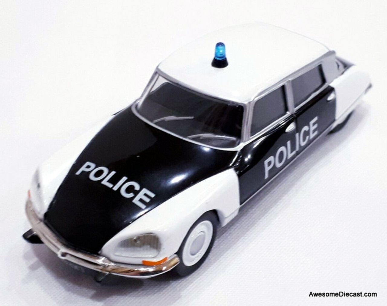 CITROEN DS 21 RALLYE LONDRES  SYDNEY 1968 UNIVERSAL HOBBIES 1:43 blister