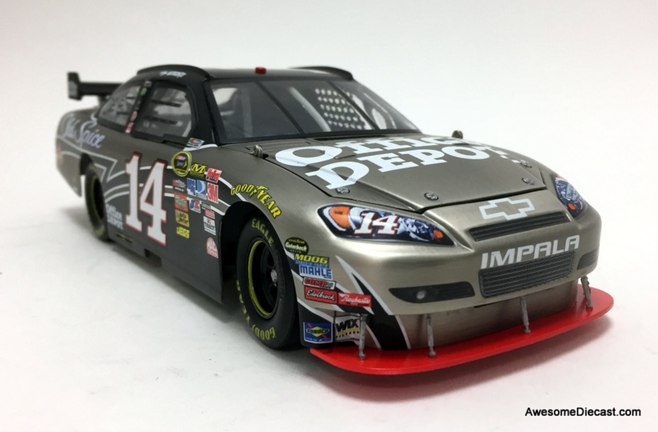Action Racing Collectables 1:24 2010 Chevrolet Impala SS #14 Office Depot: Tony Stewart