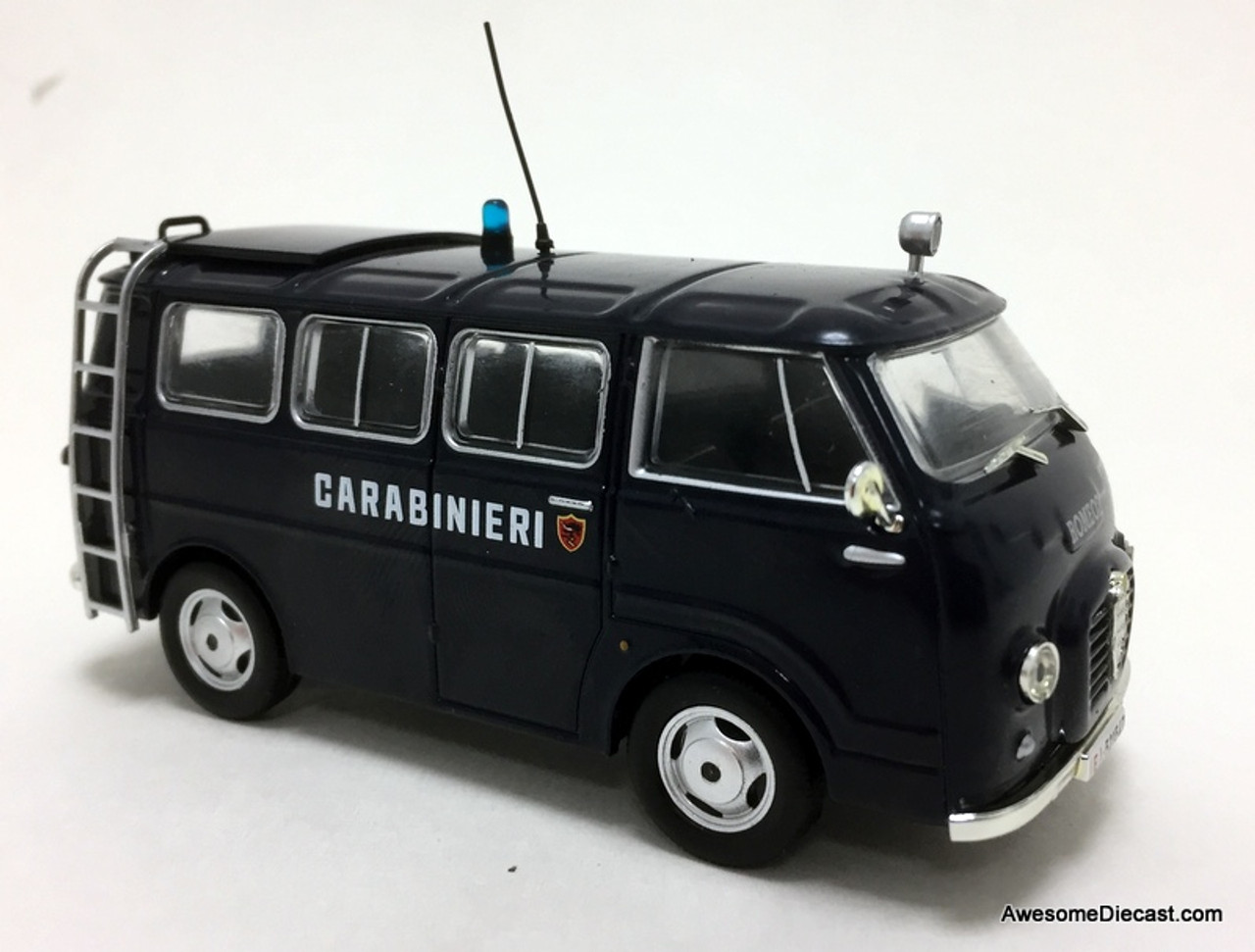 1:43 Model cars New Military Collection Police Carabinieri