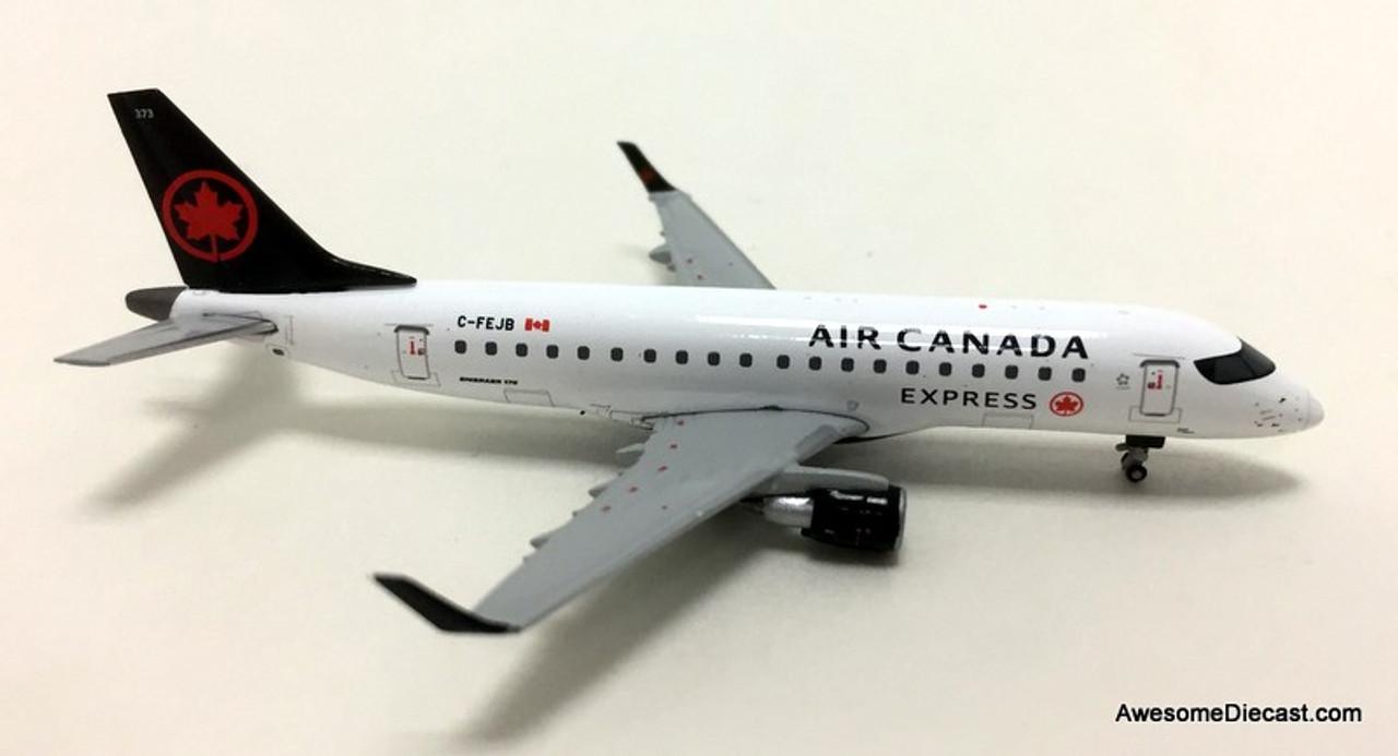 Gemini Jets 1:400 Embraer ERJ-175: Air Canada