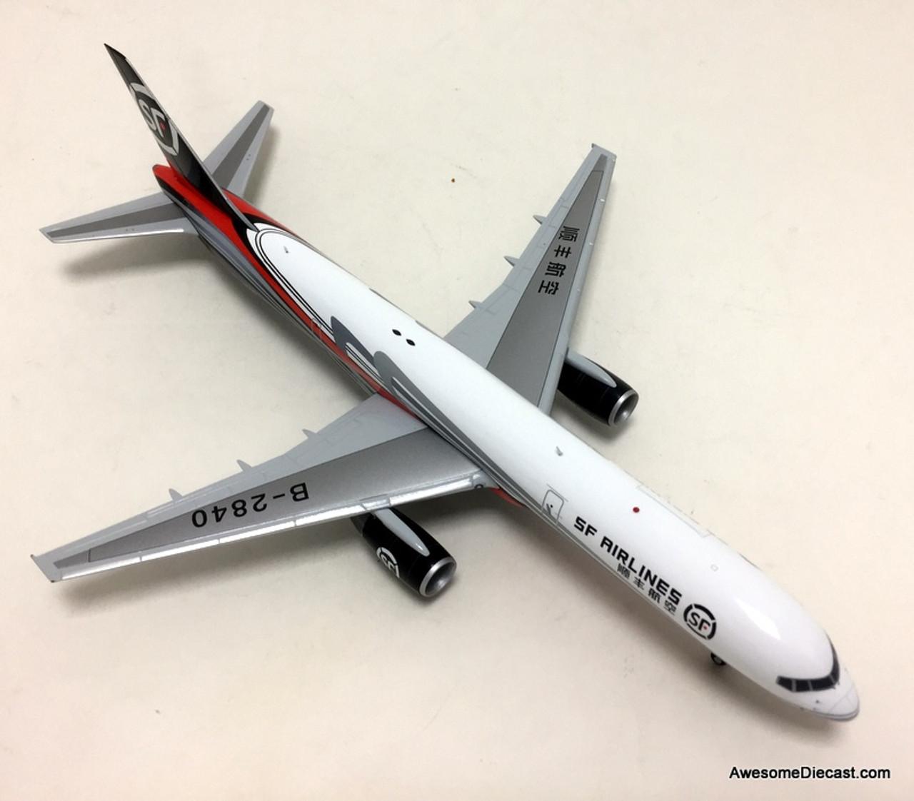 Gemini 200 1:200 Boeing 757-200F: SF Airlines, Cargo Plane