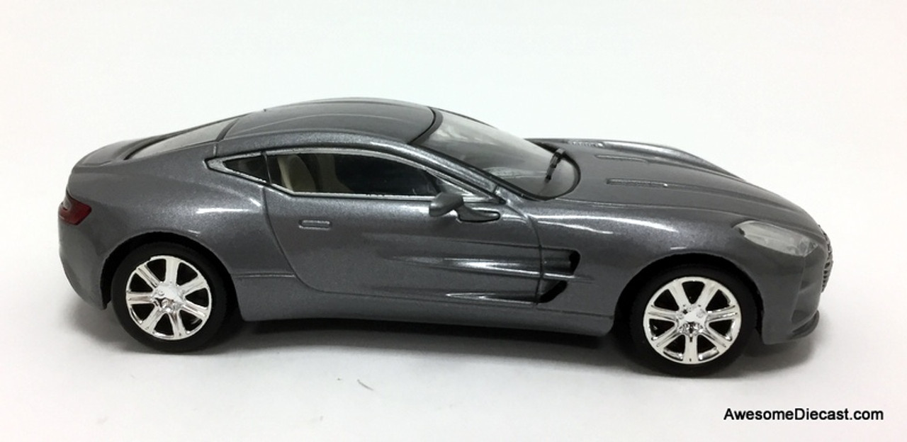 1:43 Scale  Supercars ASTON MARTIN ONE-77  by Panini