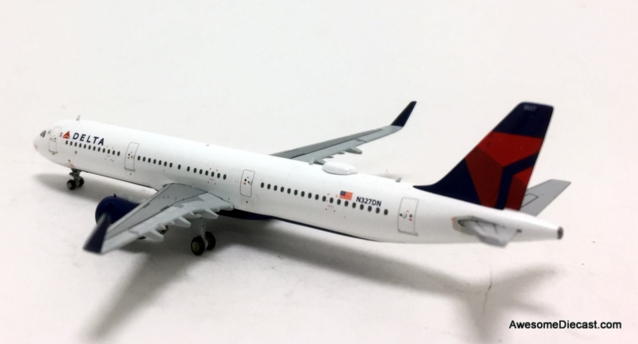 Gemini Jets 1:400 Airbus A321: Delta Airlines