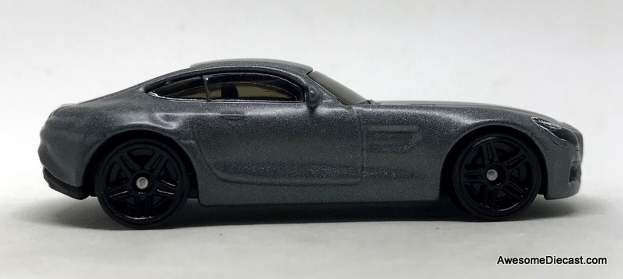 Hot Wheels 1:64 2015 Mercedes AMG GT: Fast & Furious, The Fate Of The Furious