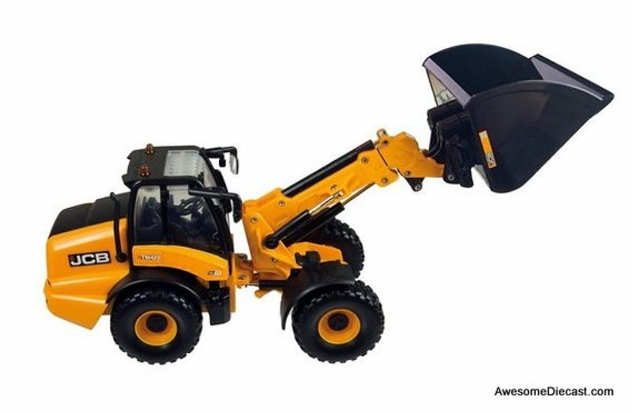 Britains 1:32 JCB 542-70 Panoramic Telescopic Ruspa Gommata Tractor
