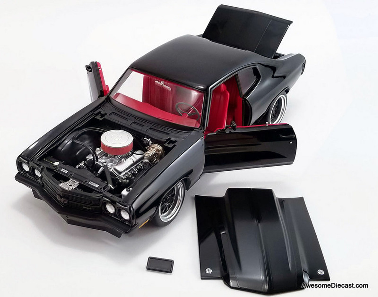 Acme 1:18 1970 Chevrolet Chevelle 454 SS: G Force