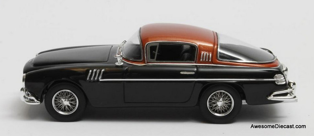 Matrix 1:43 1954 Aston Martin DB 2/4 Vignale: HRH King Baudouin
