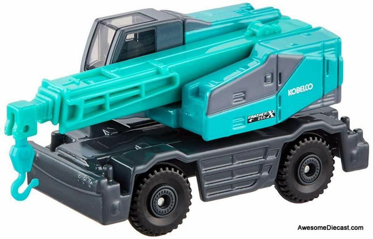 Tomica 1:116 Kobelco Rough Terrain Crane Panther-X 250