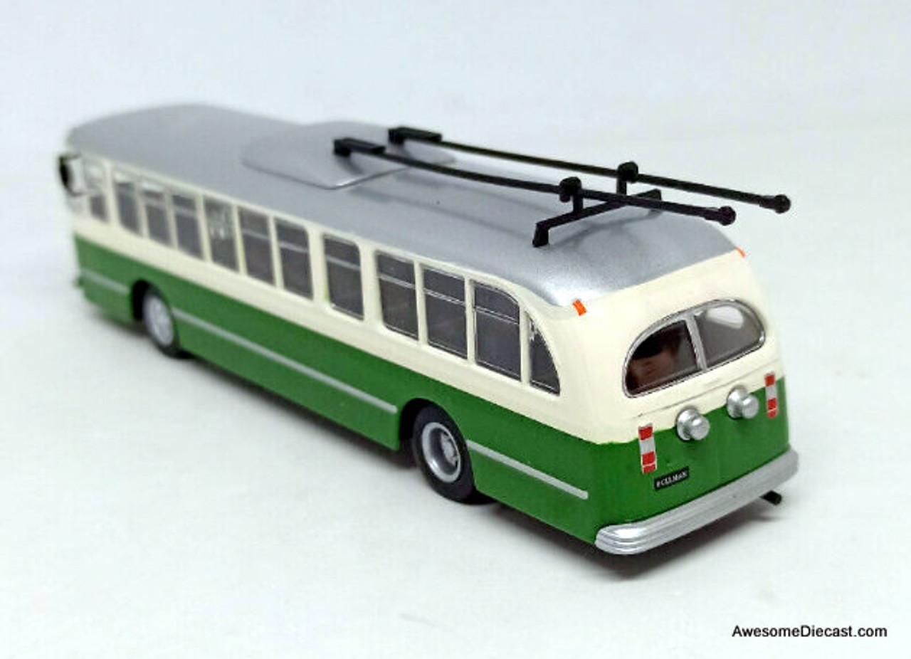 DeAgostini 1:72 1947 Pullman Series 800 Trolley Bus: Valparaíso, Chile