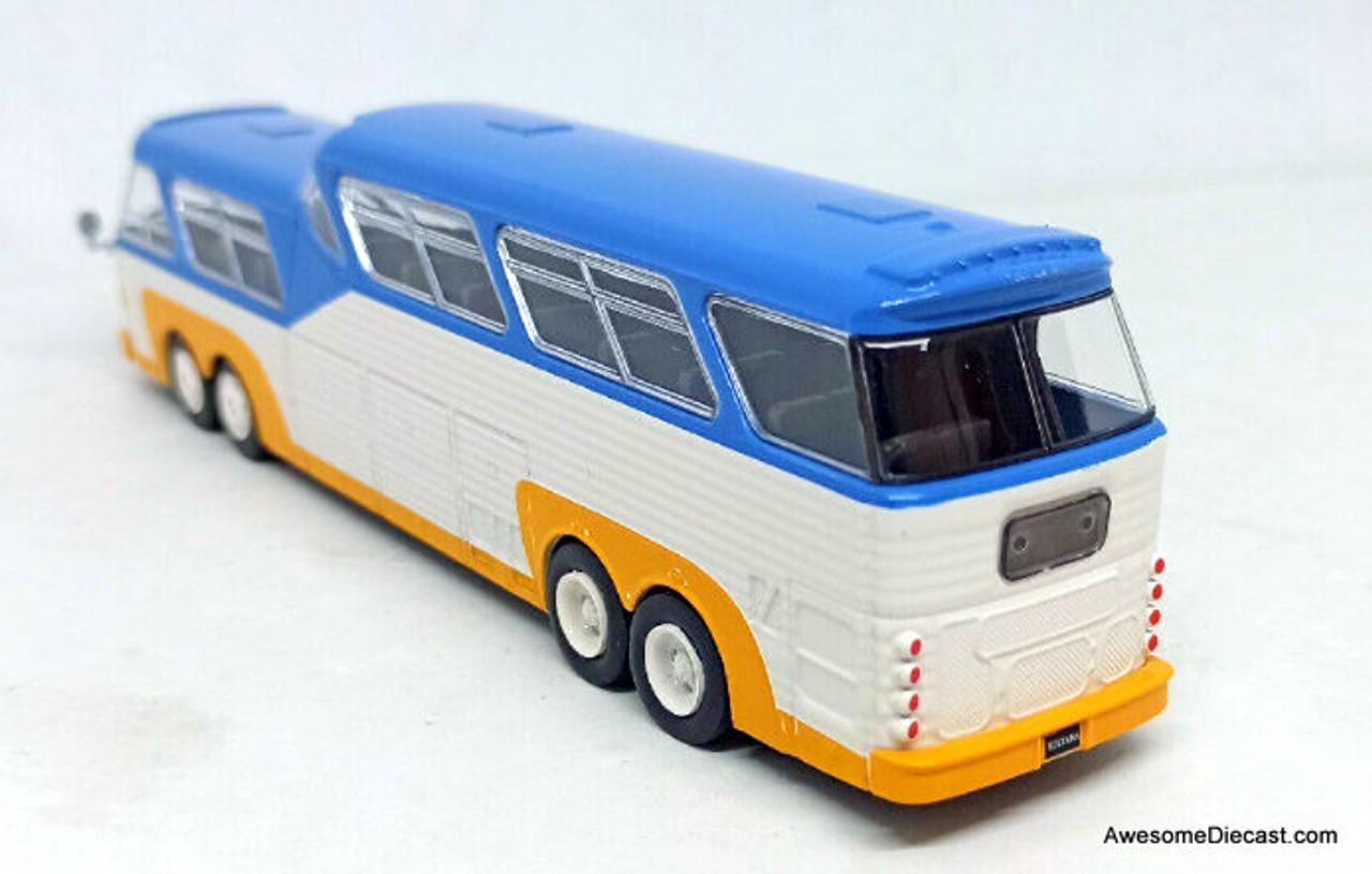 DeAgostini 1:72 Sultana TM 40  Super Panoramic 4 Axle Bus: Mexico