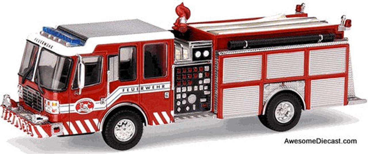 Code 3 1:64 German Interschutz 2000 Official Show Truck