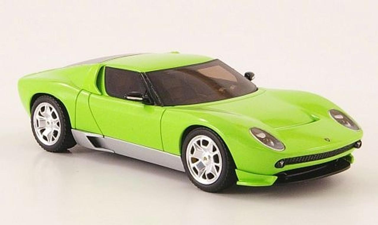 Elite 1 43 Lamborghini Miura Concept Green