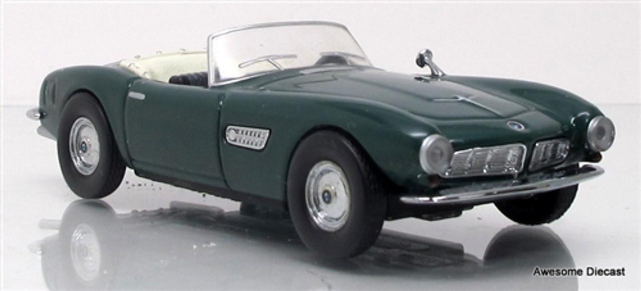 Schuco BMW 600 Microcar in Dark Red and White 1957 450235600 1//43 NEW Ltd Ed 750