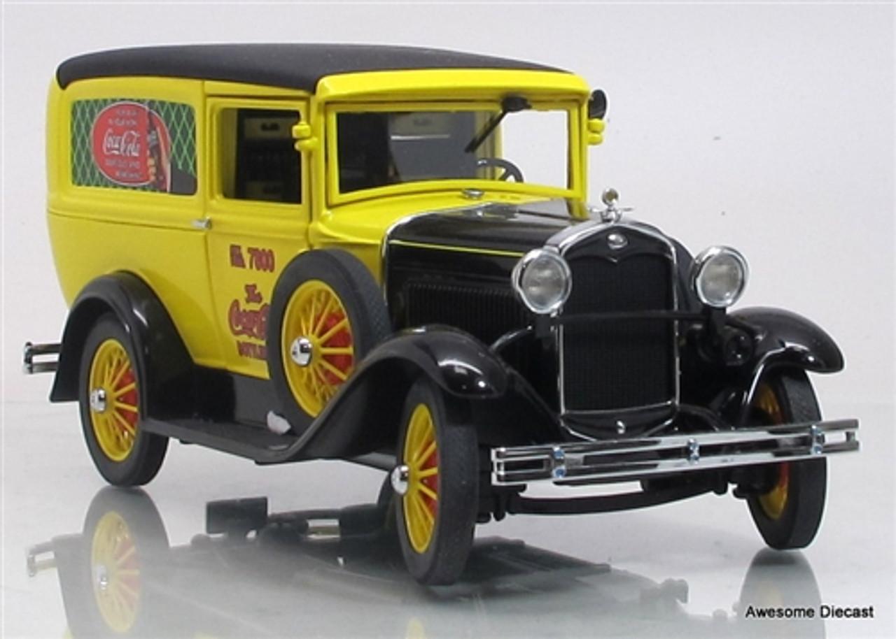 Danbury Mint 1:24 1931 Coca-Cola Panel Delivery Truck