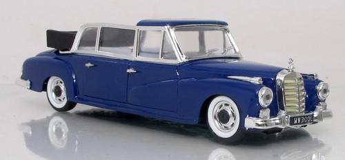 Rio 1:43 1960 Mercedes-Benz 300 L Open Cabriolet