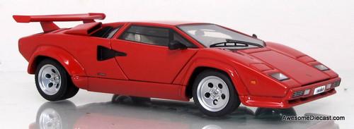 AUTOart 1:43 Lamborghini Countach 5000S