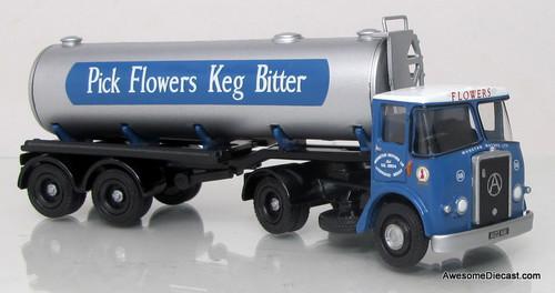 EFE 1:76 Atkinson Articulated Tanker - Flowers Keg Bitter
