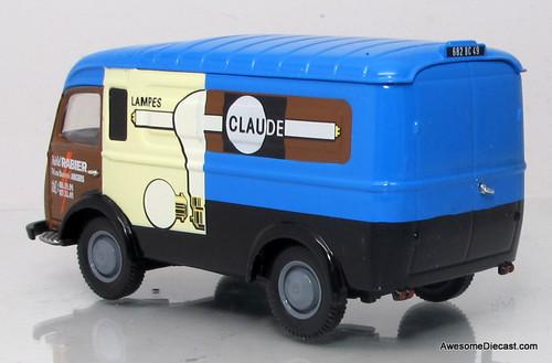 Corgi 1:50 Renault 1000KG - Lampes Claude