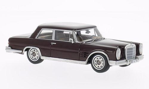 BoS Models 1:43 Mercedes Benz 600 Nallinger Coupe