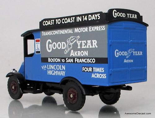 Corgi 1:50 Mack - Goodyear Wingfoot Express