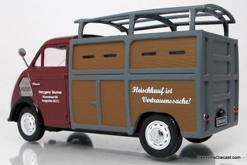 Premium ClassiXXs 1:43 DKW Schnellaster Cattle Truck