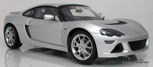 AUTOart 1:18 Lotus Europa S RHD (Silver)