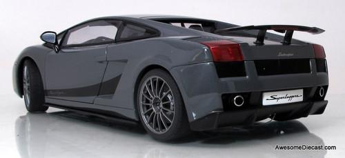 AUTOart 1:18 2007 Lamborghini Gallardo Superleggera