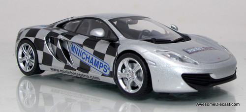 Minichamps 1:43 2011 McLaren MP4-12C (Special Edition)