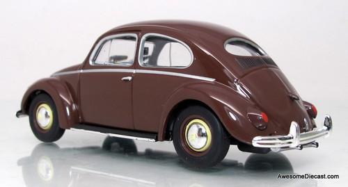 Minichamps 1:43 1953 Volkswagen Beetle 1200