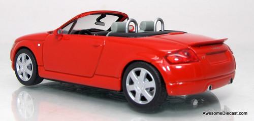 Minichamps 1:43 1999 Audi TT Roadster