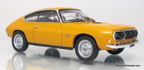 Starline Models 1:43 1969 Lancia Fulvia Sport 1.3S (Yellow)