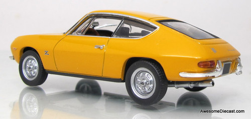 Starline Models 1:43 1969 Lancia Fulvia Sport 1.3S (Yellow)