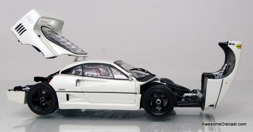 Kyosho 1:43 Ferrari F40 Light Weight