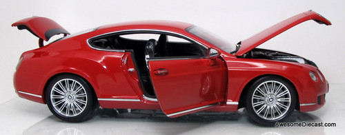 Minichamps 1:18 2008 Bentley Continental GT