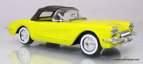 Vitesse 1:43 1960 Chevrolet Corvette Convertible, Yellow