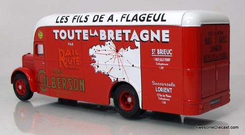 Corgi 1:50 Bernard Type 110 Fourgon - Calberson-Flaguel