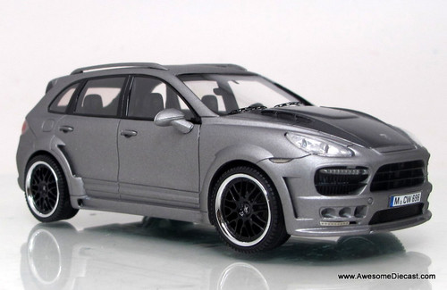 Neo 1:43 Hamann Guardian / Porsche SUV: Limited Edition of 300