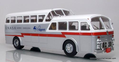 Hachette 1:43 1959 Pegaso Z-403 Monocasco Motorcoach: E.N.A.S.A Madrid