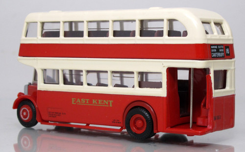 EFE 1:76 Leyland PD2 Lowbridge - East Kent/Littlewoods