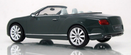 Minichamps 1:43 2011 Bentley Continental GTC