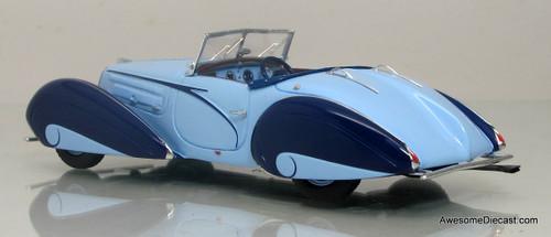 Minichamps 1:43 1937 Delahaye Type 135-M Cabriolet