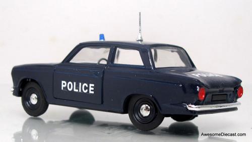 Eligor 1:43 1965 Ford Cortina - Police