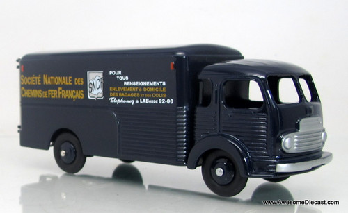 Norev / Dinky 1:43 Simca Delivery Truck: SNCF (French National Rail)