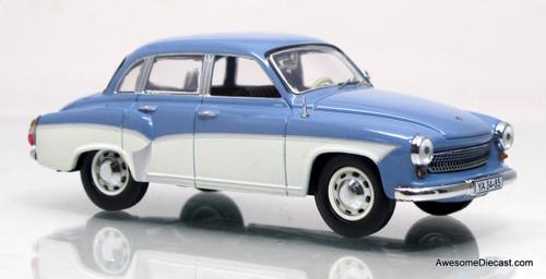 IST Models 1:43 1964 Wartburg 312 Limousine